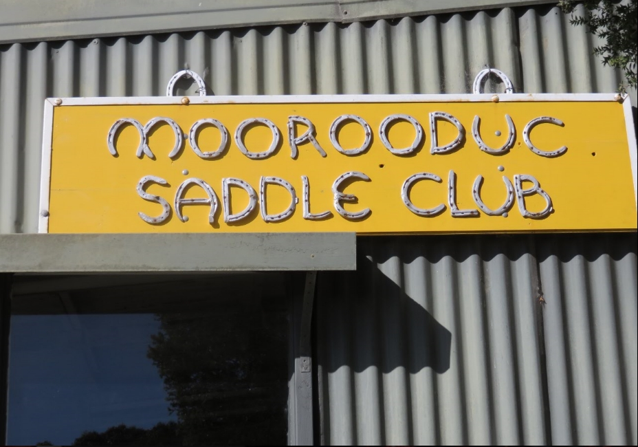 Moorooduc Saddle Club